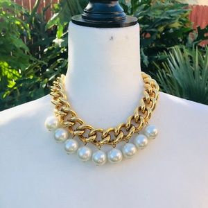 Vintage Juicy Couture pearl necklace